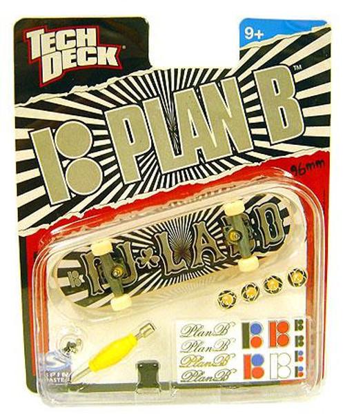 Tech Deck Plan B 96mm Mini Skateboard [PJ Ladd]