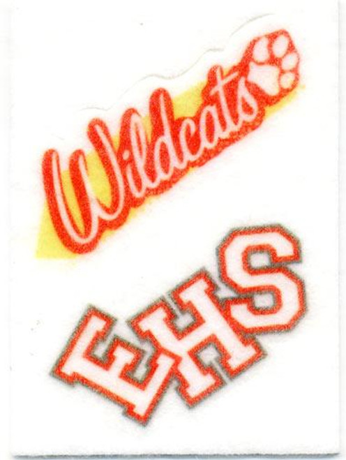 Disney High School Musical 2 Expanded Edition Expanded Edition Felt Sticker Set