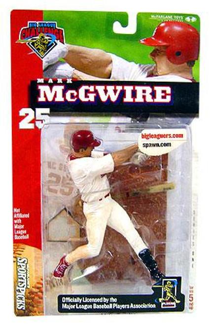 McFarlane Toys MLB St. Louis Cardinals Sports Picks Big League Challenge Mark McGwire Exclusive Action Figure
