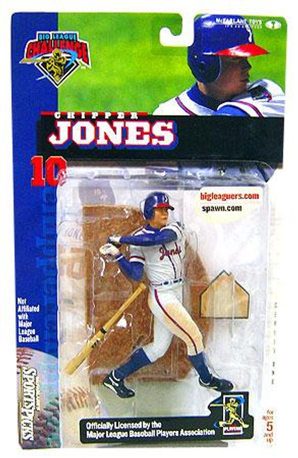 McFarlane Toys MLB Atlanta Braves Sports Picks Big League Challenge Chipper Jones Exclusive Action Figure