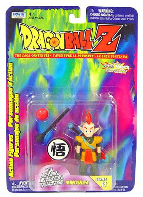 Dragon Ball Z Series 13 Minoshiya Action Figure