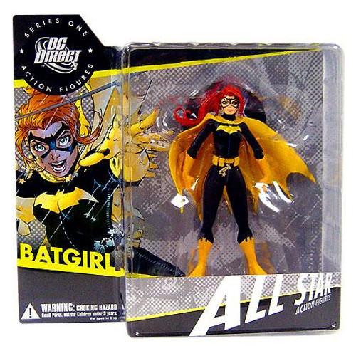 DC All Star Series 1 Batgirl Action Figure