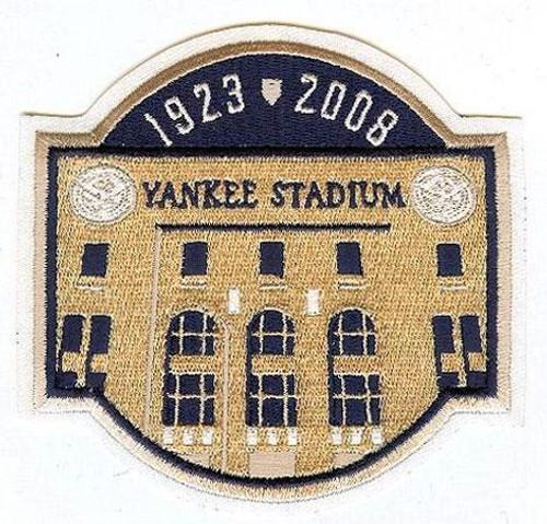 MLB New York Yankees Yankees Stadium Patch