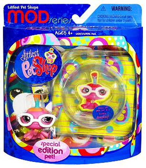 Littlest Pet Shop MOD Series Spider Figure