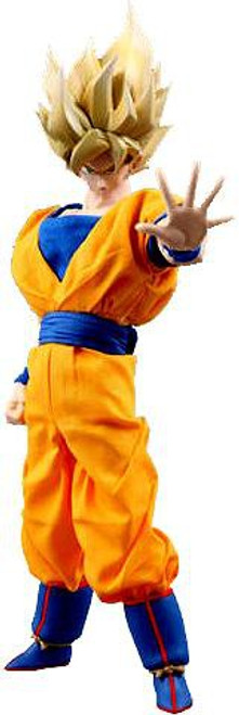 Dragon Ball Z Real Action Heroes Super Saiyan Goku Action Figure