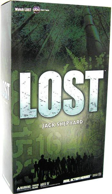 Lost Real Action Heroes Jack Shephard Action Figure