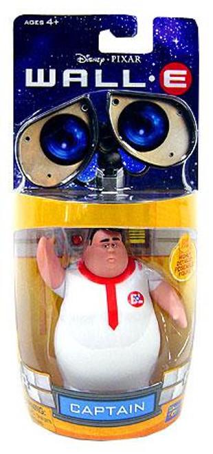 Disney / Pixar Wall-E 3 Inch Poseable Captain Mini Figure