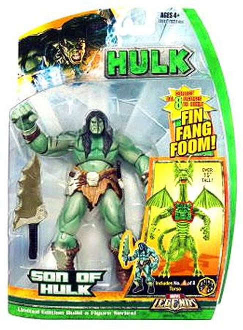 Marvel Legends Son of Hulk Action Figure