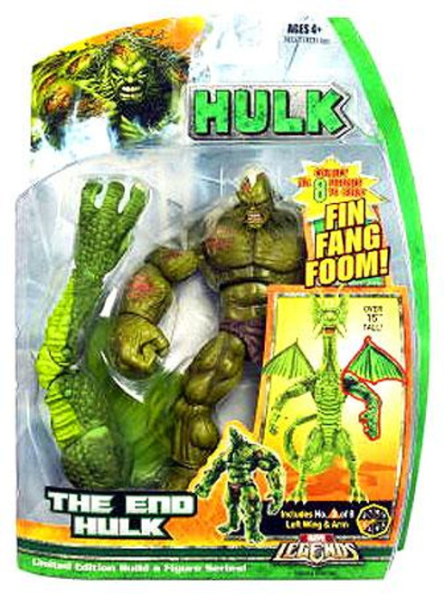 Marvel Legends The End Hulk Action Figure