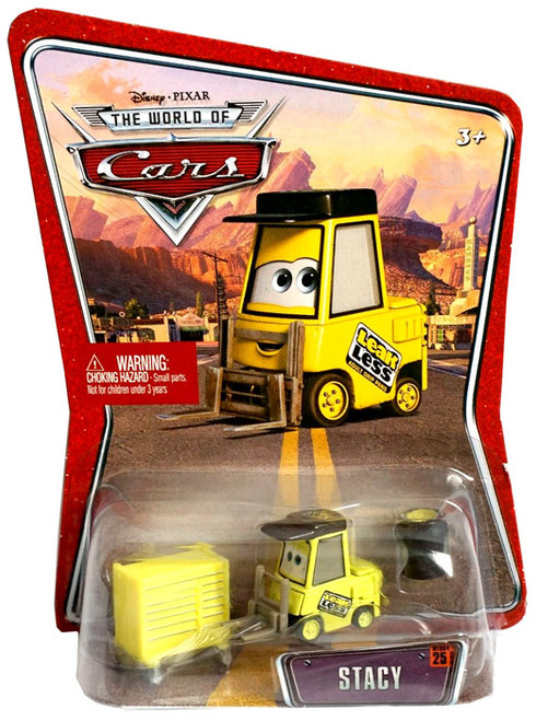 Disney Cars The World of Cars Series 1 Stacy Diecast Car