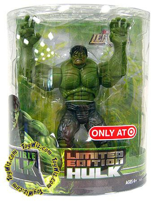 Marvel Legends Exclusives Limited Edition Hulk Exclusive Action Figure