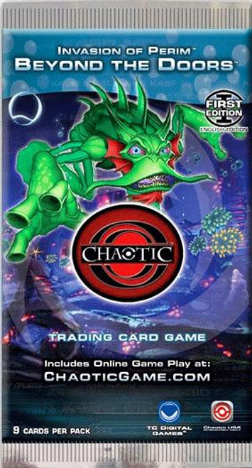 Chaotic M'arrillian Invasion Beyond the Doors Booster Pack
