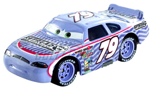 Disney Cars Speedway of the South No. 79 Retread Exclusive Diecast Car