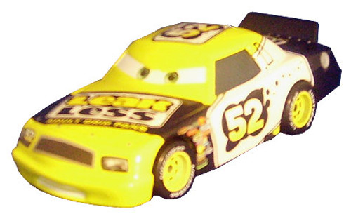 Disney Cars Speedway of the South No. 52 Leak Less Exclusive Diecast Car