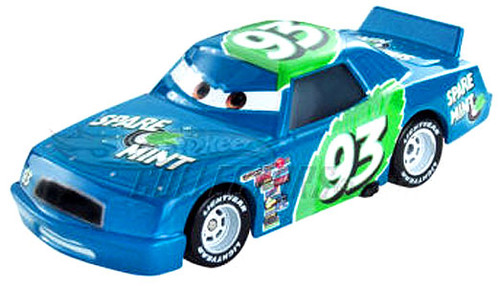Disney Cars Speedway of the South No. 93 Spare Mint Exclusive Diecast Car