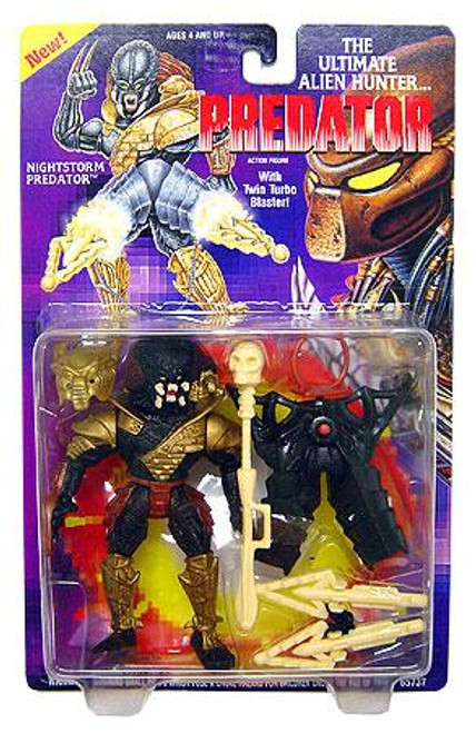Nightstorm Predator Action Figure