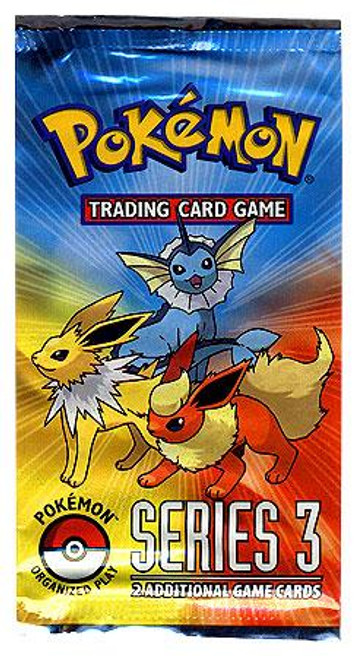 Pokemon Organized Play Series 3 Booster Pack POP3 [Sealed]