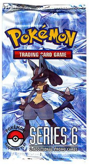 Pokemon Organized Play Series 6 Booster Pack POP6 [Sealed]