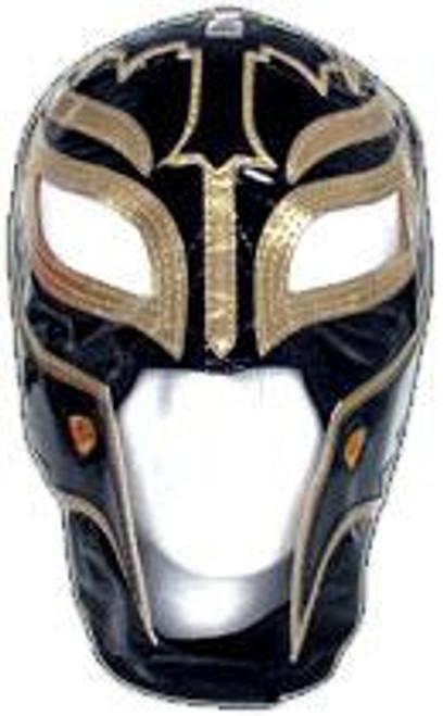 WWE Wrestling WCW Rey Mysterio Replica Mask [Youth, Black & Gold]