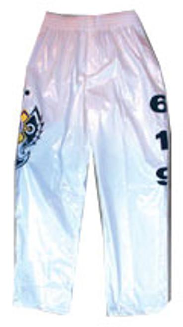 WWE Wrestling WCW Rey Mysterio Replica Pants [White]