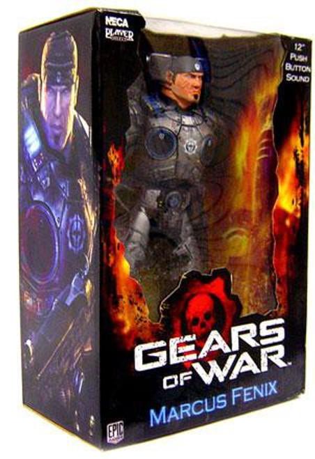 NECA Gears of War Marcus Fenix Action Figure #1