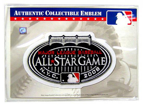 MLB All Star Game N.Y.C 2008 Collectible Emblem