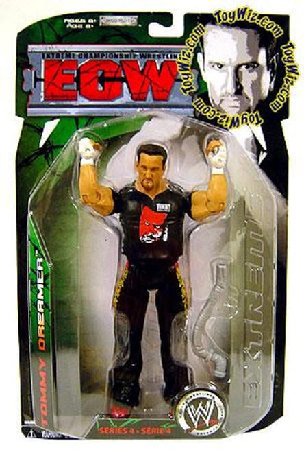 ECW Wrestling ECW Series 4 Tommy Dreamer Action Figure