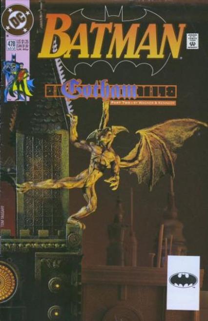 Batman Comic Book #478