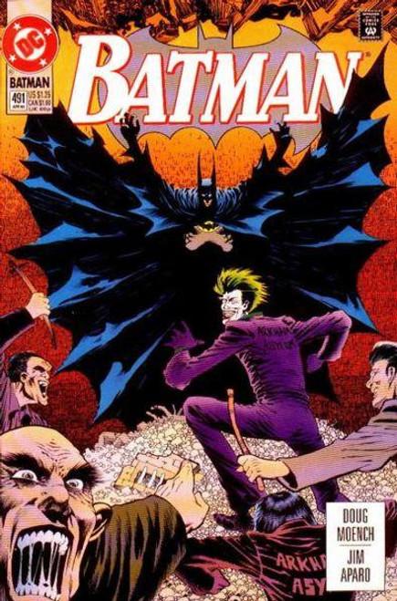 Batman Comic Book #491