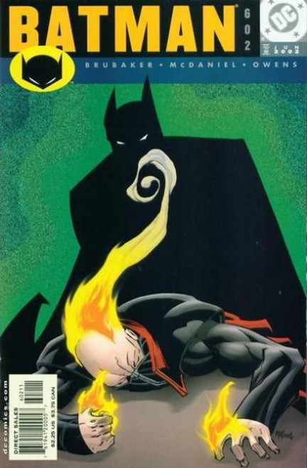 Batman Comic Book #602