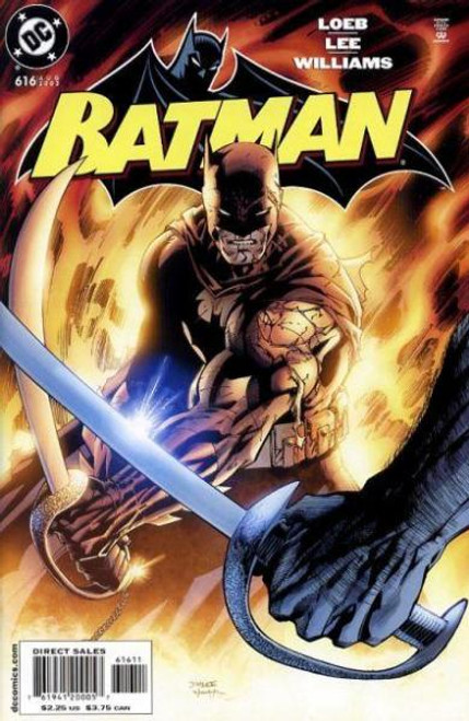Batman Comic Book #616