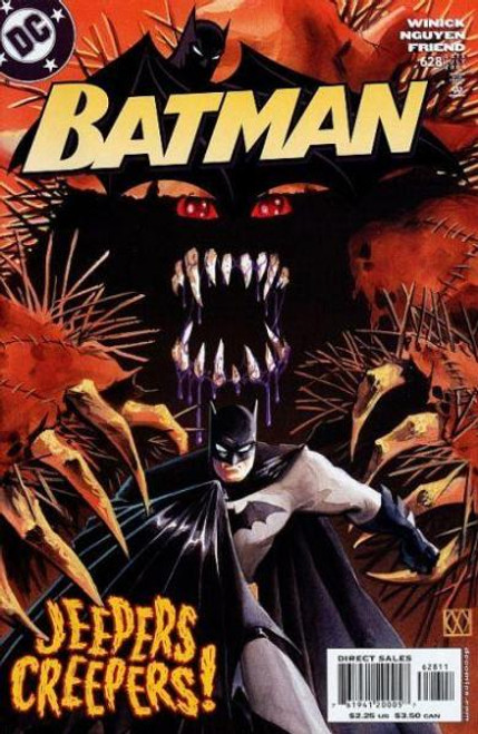 Batman Comic Book #628