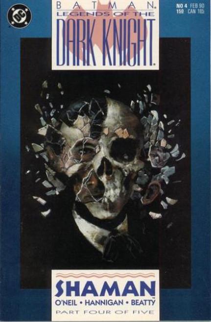 Batman: Legends of the Dark Knight Comic Book #4