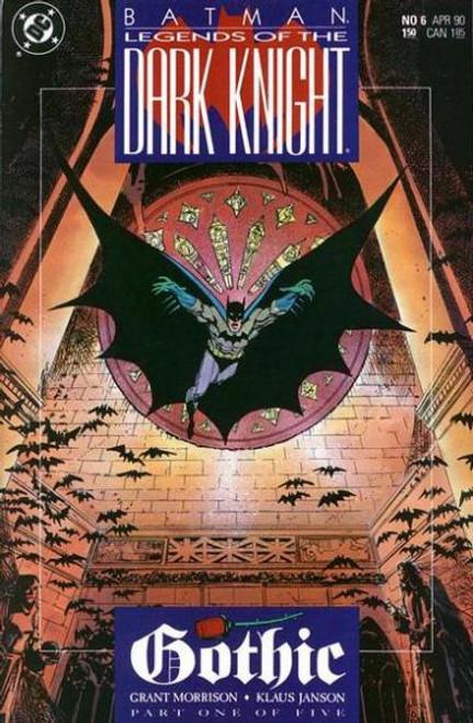 Batman: Legends of the Dark Knight Comic Book #6