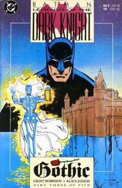 Batman: Legends of the Dark Knight Comic Book #8