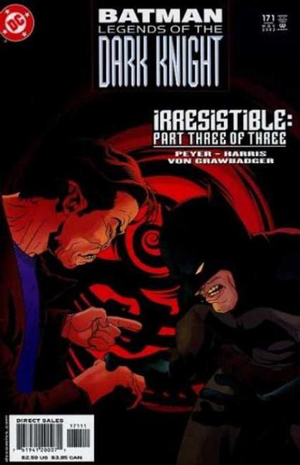 Batman: Legends of the Dark Knight Comic Book #171