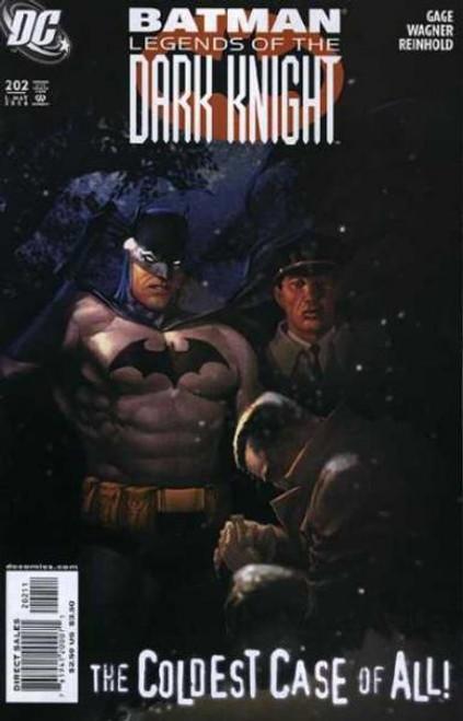Batman: Legends of the Dark Knight Comic Book #202