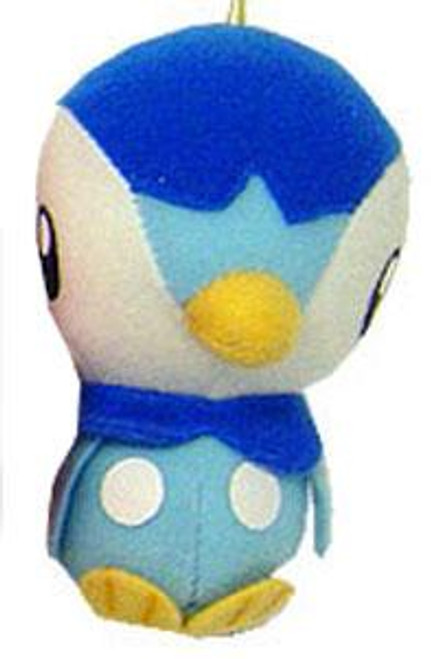 Pokemon Diamond & Pearl 3 Inch Mini Series 2 Piplup Plush