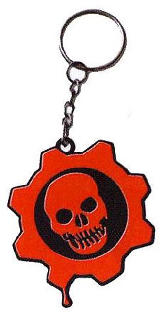 NECA Gears of War Crimson Omen Keychain