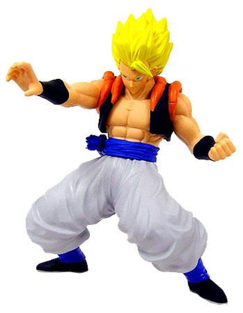 Dragon Ball Z Super Saiyan Gogeta 9-Inch Vinyl Statue