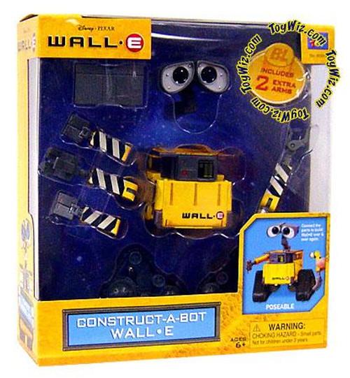 Disney / Pixar Construct-A-Bot Wall-E