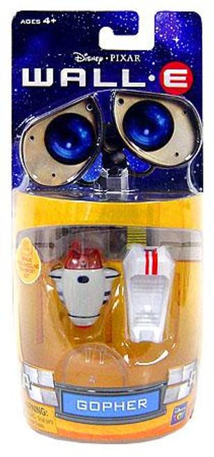 Disney / Pixar Wall-E 3 Inch Poseable Gopher Mini Figure