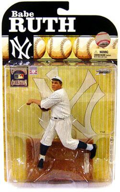 McFarlane Toys MLB New York Yankees Cooperstown Collection Series 6 Babe Ruth Action Figure [Yankees]