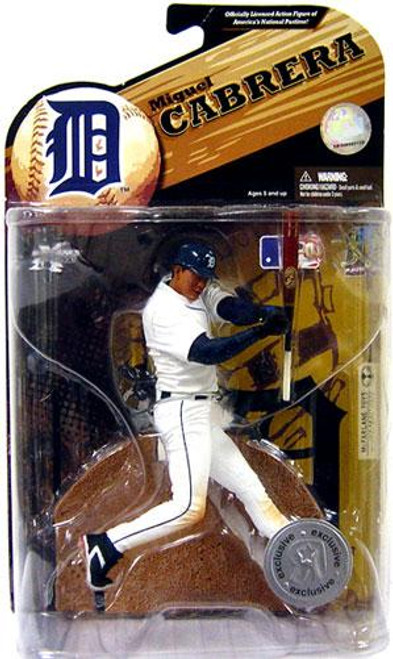 McFarlane Toys MLB Detroit Tigers Sports Picks Series 23 Exclusive Miguel Cabrera Exclusive Action Figure