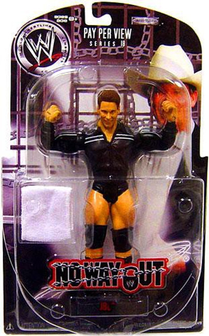 WWE Wrestling Pay Per View Series 18 No Way Out JBL Action Figure