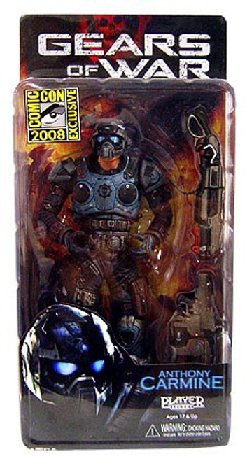 NECA Gears of War Anthony Carmine Exclusive Action Figure