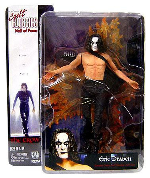 NECA The Crow Cult Classics Hall of Fame Series 3 Eric Draven Action Figure