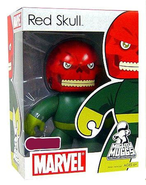 Marvel Mighty Muggs Exclusives Red Skull Exclusive Vinyl Figure