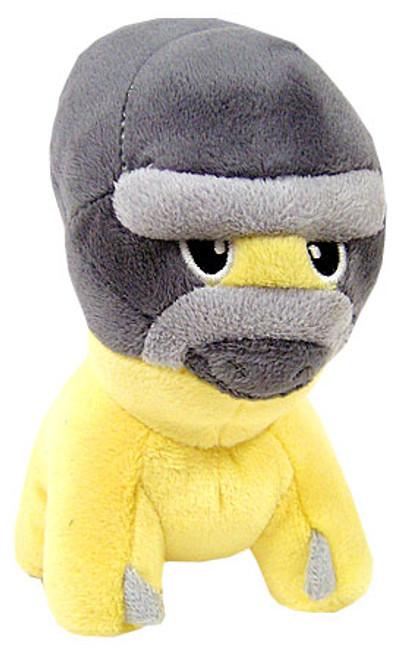 Pokemon Mini Plush Series 5 Shieldon 6-Inch Plush