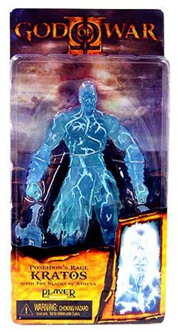 NECA God of War 2 Kratos Action Figure [Poseidon's Rage]